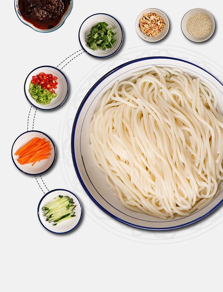 香辣肉哨米线怎么做