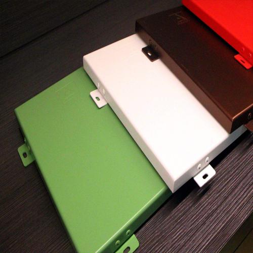 氟碳铝单板定制
