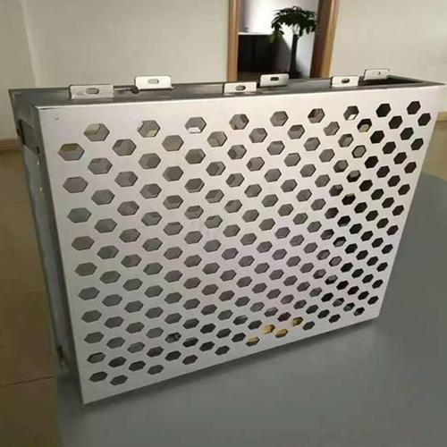 云南冲孔铝单板多少钱