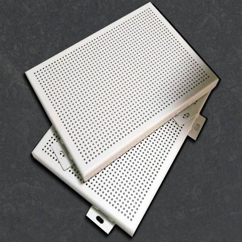 贵阳冲孔铝单板价格