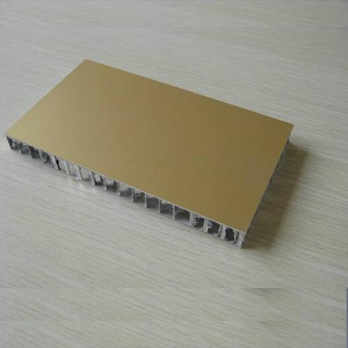 曲靖蜂窝铝单板