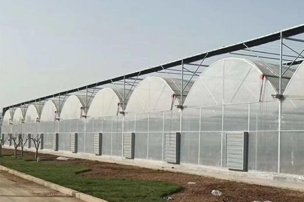 连栋大棚、 钢架大棚、温室大棚通风换气的必要性