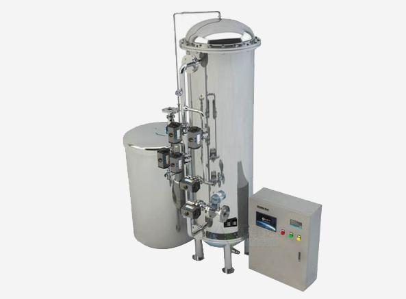单罐软水系统