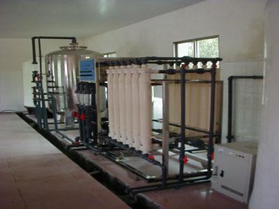 農村超濾10T/h凈水處理設備
