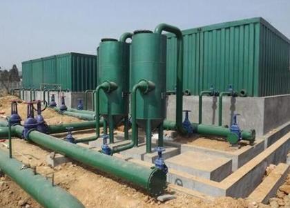 农村安全饮用净水处理设备安装