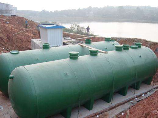 農村一體化生活污水處理設備