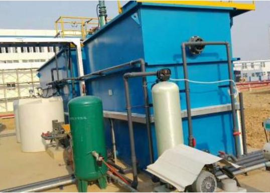 医疗废水一体化处理设备