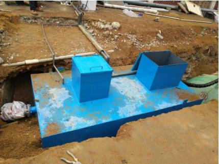 地埋式农村污水处理设备