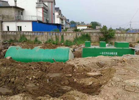 农村大型污水处理设备