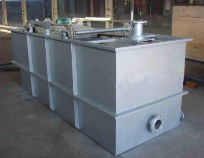 小型污水處理設備安裝