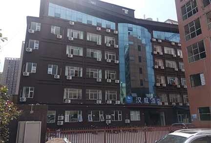 中央空调安装于汉庭酒店