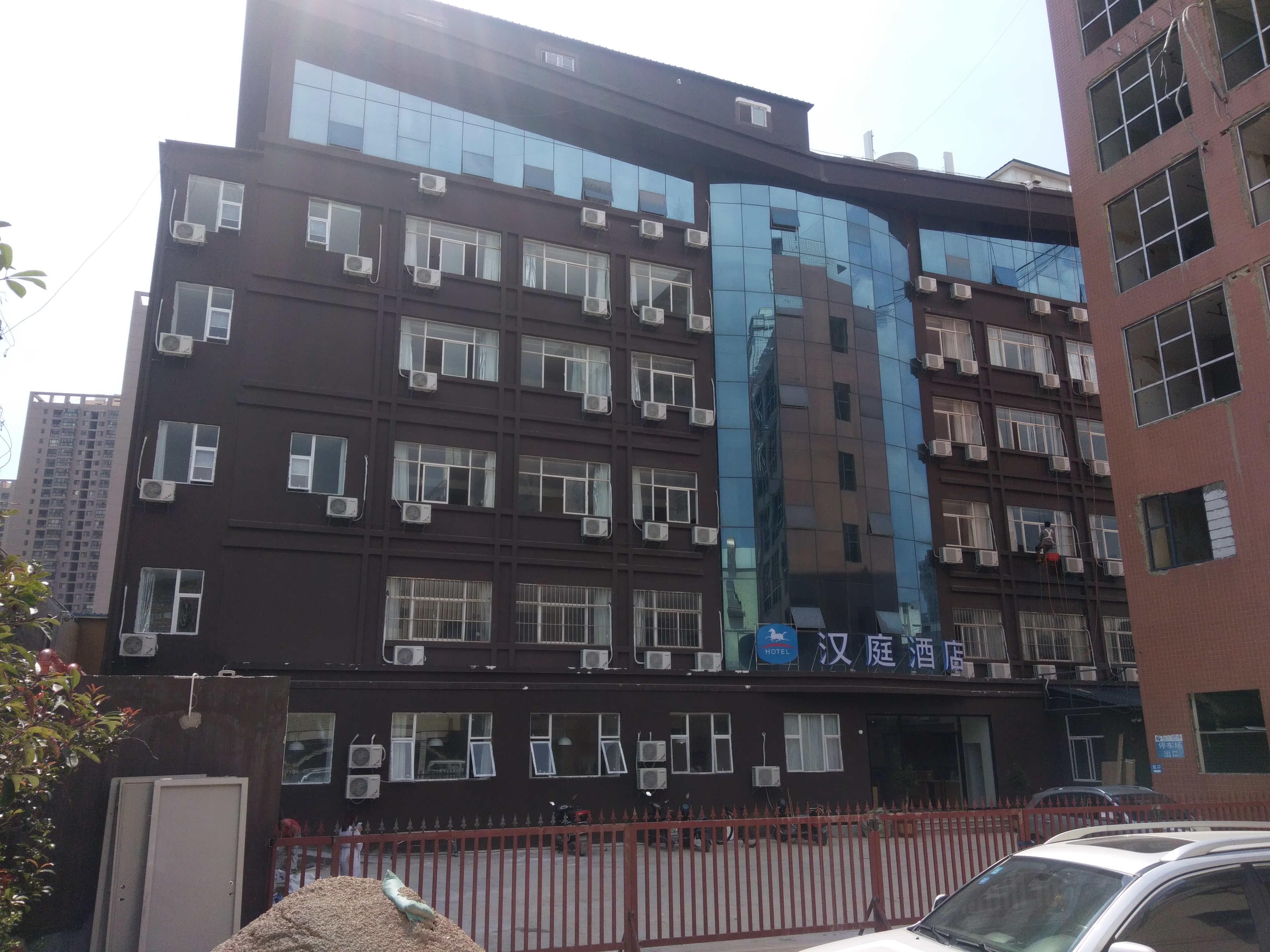 云南暖通机电中央空调安装于汉庭酒店