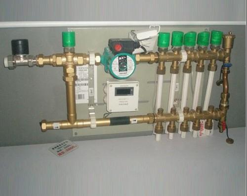 水地暖分水器