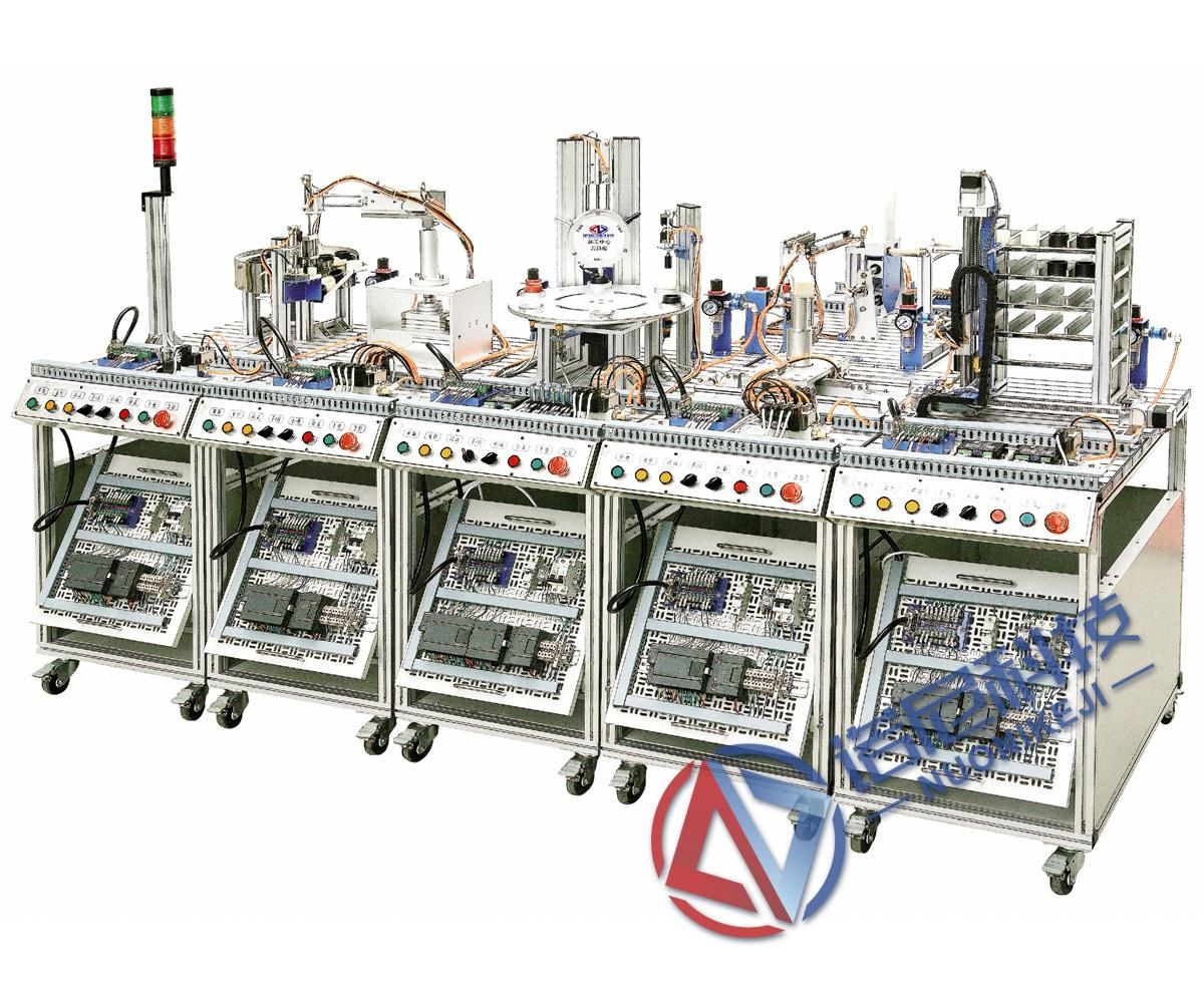 NTMMZ-1型 模塊式柔性自動化生產線實訓系統