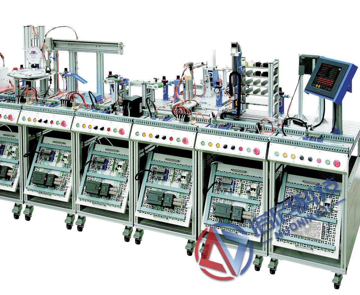 NTMMZ-2型 MES网络型模块式柔性自动化生产线实训系统