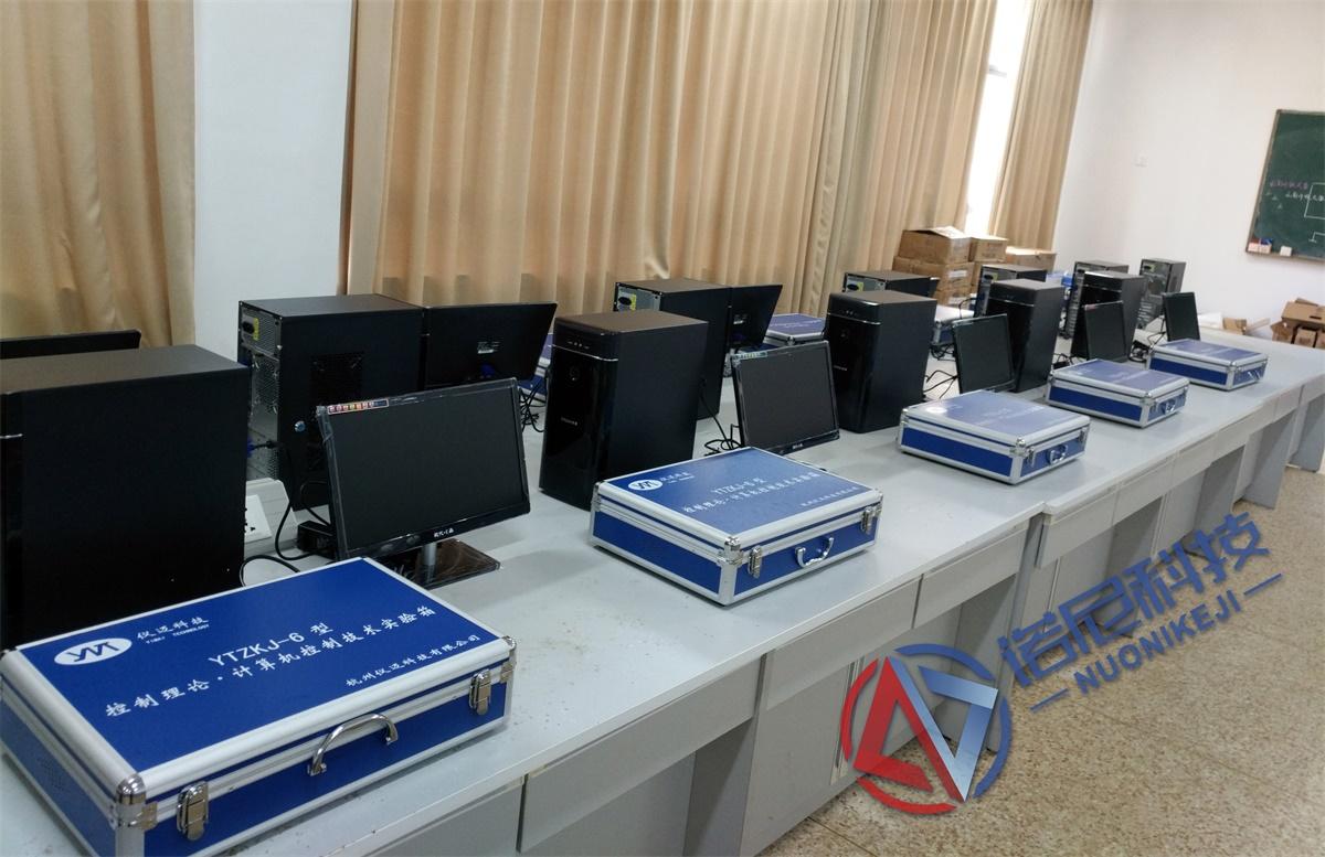 云南开放大学控制理论-YTZKJ-6型 计算机控制技术实训装置工程案例