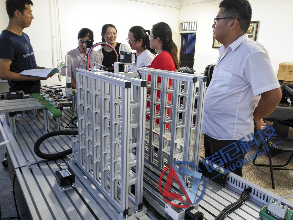 玉溪师范学院自动化实训室