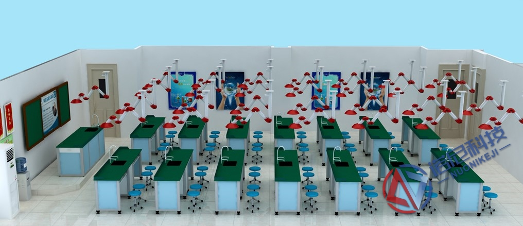普通化學實驗室成套設備配置方案