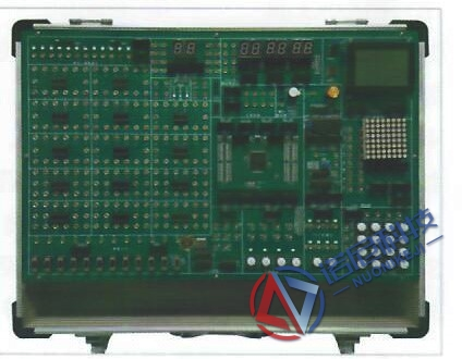 LH-SZXT2型 數字電路/EDA實驗設計系統