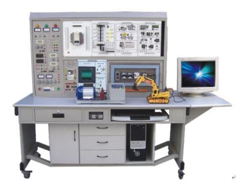 化工自动化仪表实训考核装置有哪些硬件?