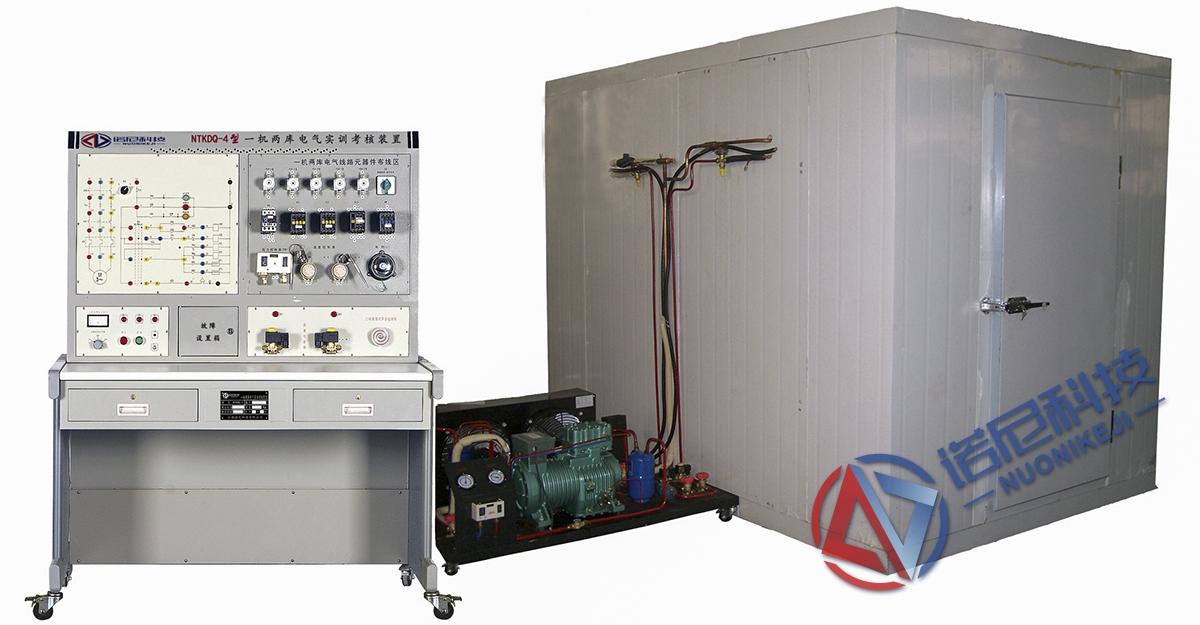 电气动力设备安装调试技能实训考核装置的特点