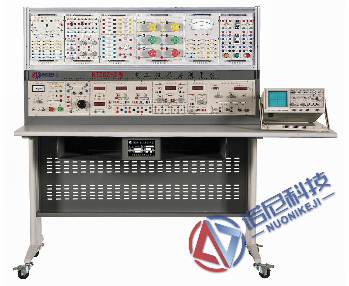 云南電子工藝實訓考核裝置的產品組成結構