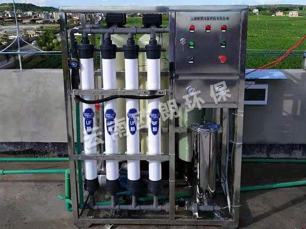 礦泉水超濾設備