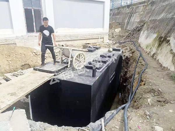 工廠污水處理設備