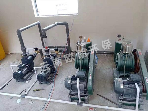 生產污水處理設備