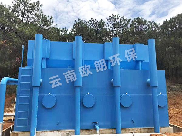 四川自动一体化净水设备