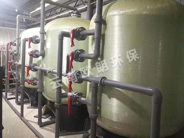 地下水軟化設備
