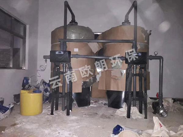 鐵錳處理設備