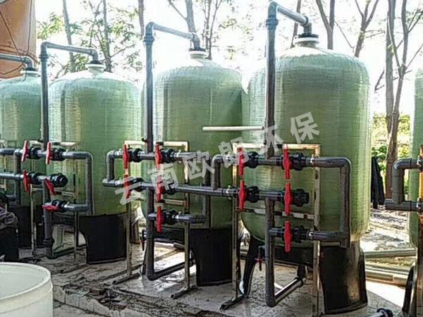 小型除鐵錳設備
