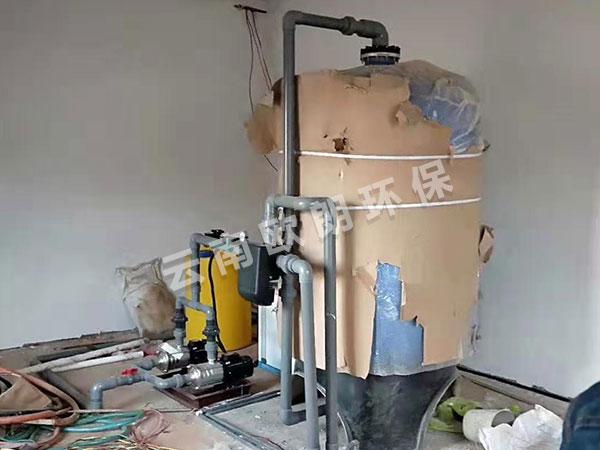 农村饮水机改造