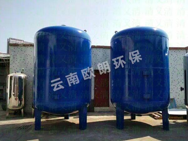 袋式碳鋼過濾器
