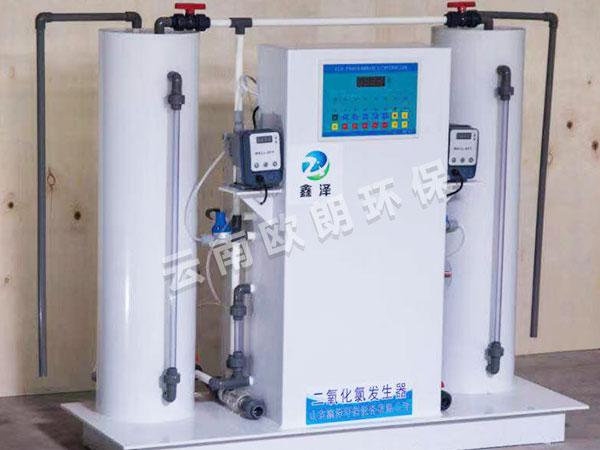 二氧化氯杀菌设备