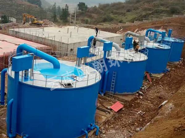 净水设备一体化