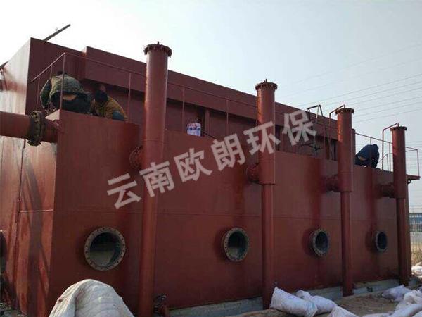 四川居民区大型净水设备