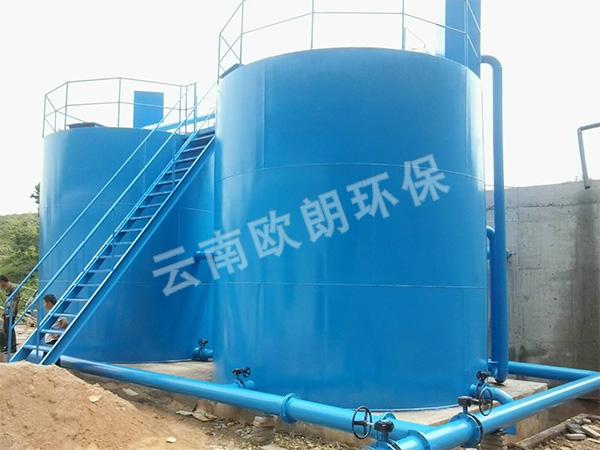 废水处理一体化净水设备