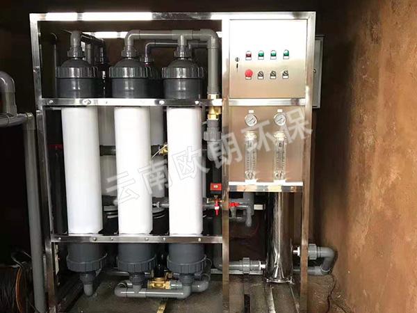 超濾飲水設備