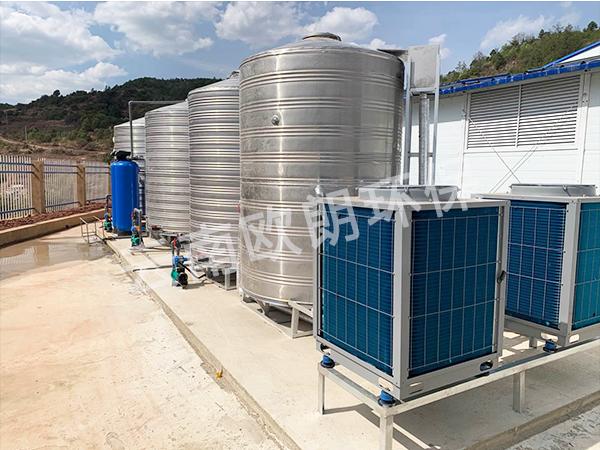 中國鐵建項目部水處理設備-滇中飲水項目武定段-2