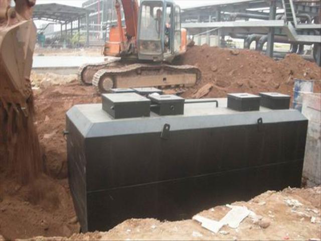 污水处理设备安装流程