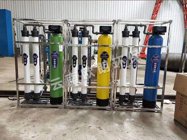 影响超纯水设备脱盐率的因素有哪些?芒市水处理设备厂家为你解答