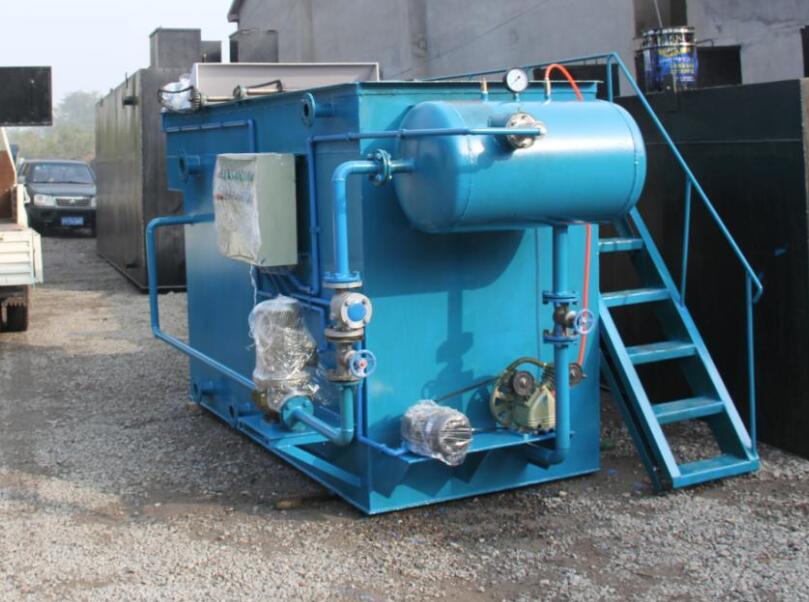 云南污水处理设备(气浮机)