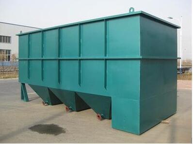 云南污水处理设备斜板(管)沉积池