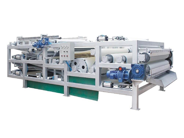 污水處理設備帶式壓濾機