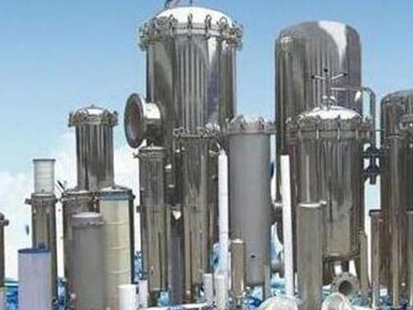 云南污水处理设备过滤器