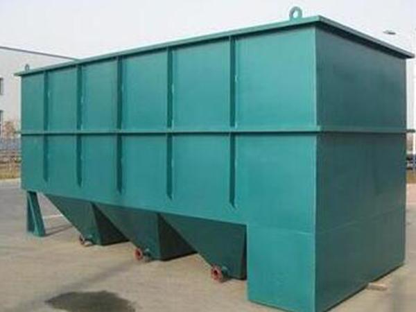 污水处理设备斜板(管)沉积池
