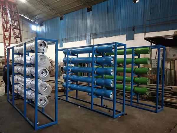 云南反渗透水处理设备