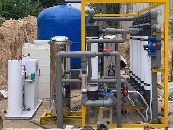 成都养殖场净水设备